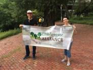Charlesgate Park Walkaround event banner