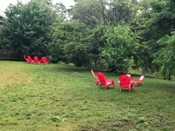 Charlesgate Chairs in North Field