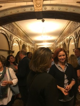 "Guests at the ""There Is Something Brewing in Charlesgate"" event"