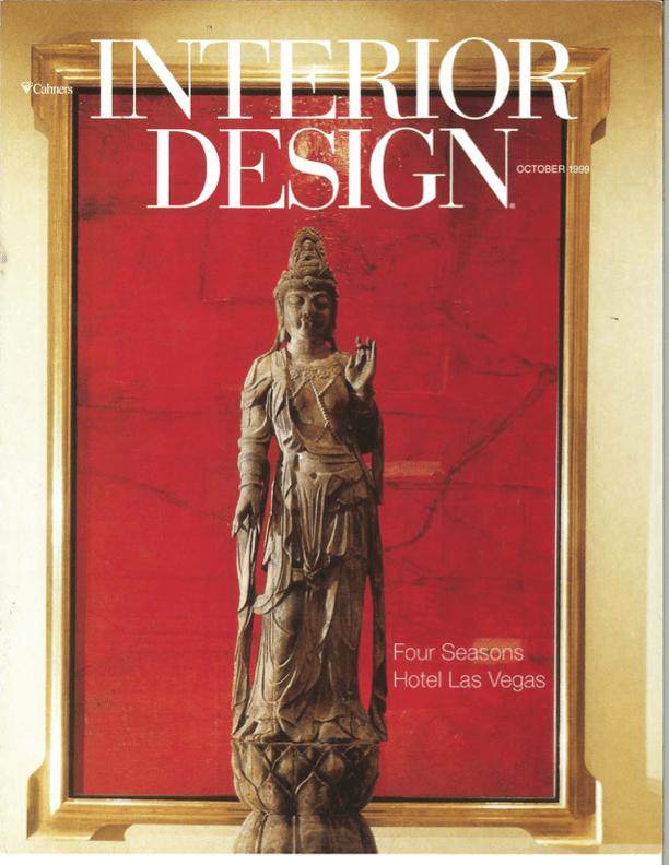 Charles Gruwell Design Studio Interior Design Magazine