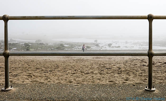 Aberdaron Beach, photographed by Charles Hawes