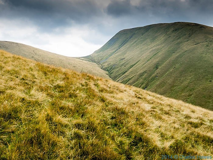 Little Randy Gill, Bowderdale, Howgill Fells, Cumbria, photographed by Charles Hawes