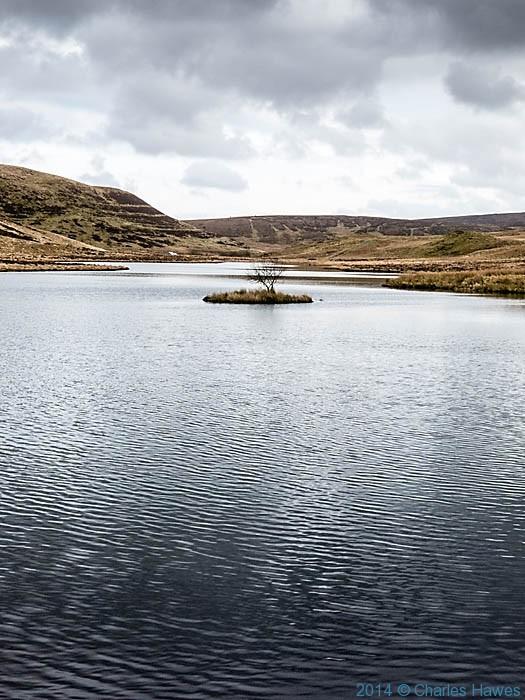 Lyn Cwm-byr, Powys, photographed by Charles Hawes