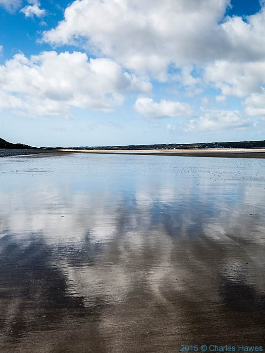 llandonna Beach, red Wharf bay, Anglesey, photographed by Charles Hawes