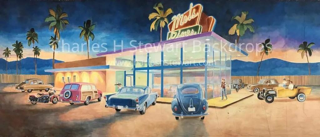 Landscape Design 1950s