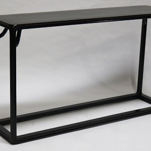 Black Lacquer Altar Table