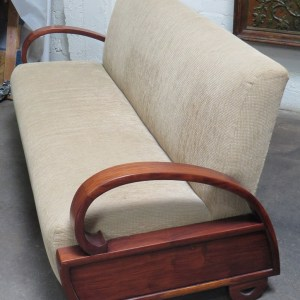 Art Deco Style Sofa
