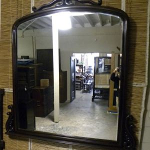 Belgian Styled Reproduction Frame with Mirror, China