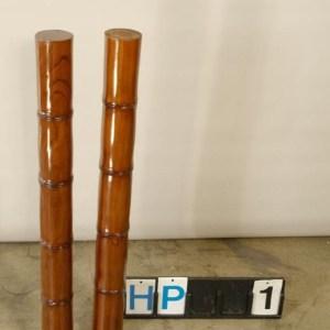 Elm. Faux Bamboo Leg. 4 Pcs Per Set. Guangdong