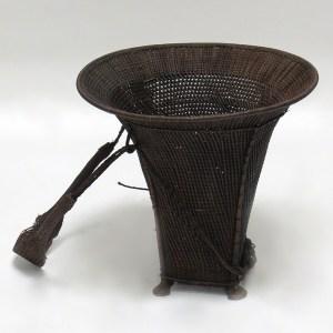 Cane Tea Basket