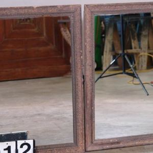 Antique Mirror Frame. India