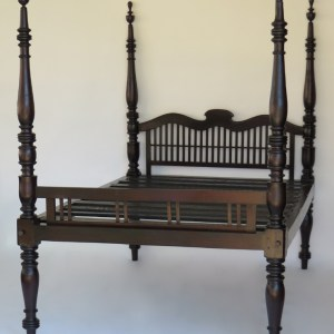 Four Poster Colonial Bed