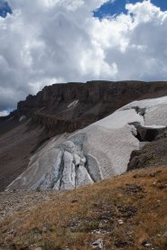 Schoolroom Glacier, September 4, 2013