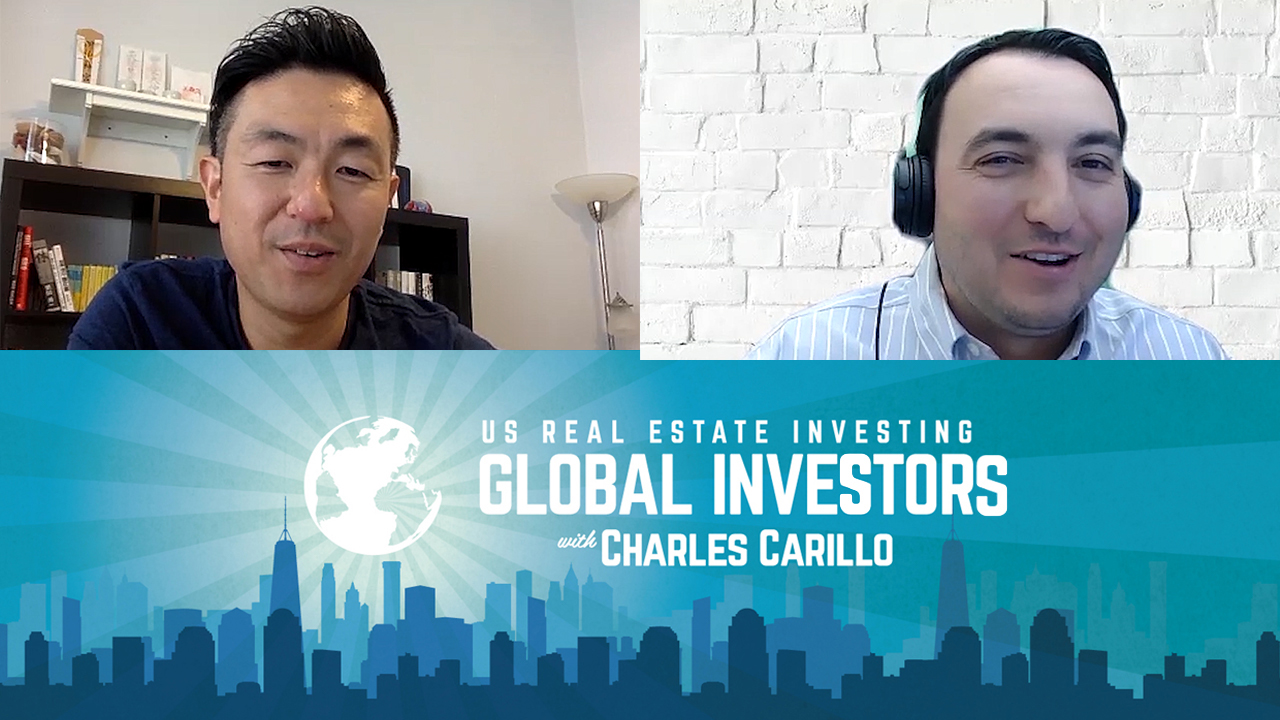 GI14: $100 Million in Multifamily via Japanese and U.S Investors with Yoshi Asano