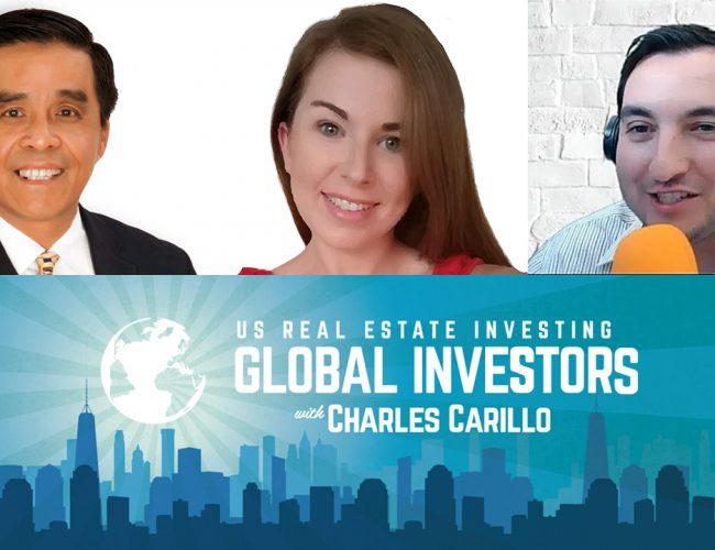GI16: Obtaining U.S Real Estate Financing as a Foreign Investor with Eric Tran & Milica Krstic