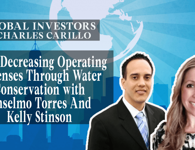 Decreasing Operating Expenses Through Water Conservation with Anselmo Torres And Kelly Stinson (Youtube)