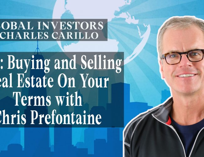 Buying and Selling Real Estate On Your Terms with Chris Prefontaine (Youtube)