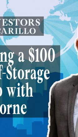 Building a $100 Million Self-Storage Portfolio with AJ Osborne (Youtube)