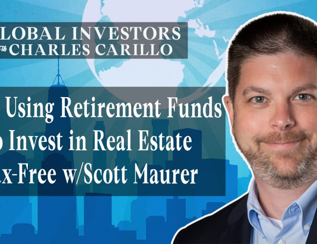 Using Retirement Funds to Invest in Real Estate Tax-Free with Scott Maurer (Youtube)