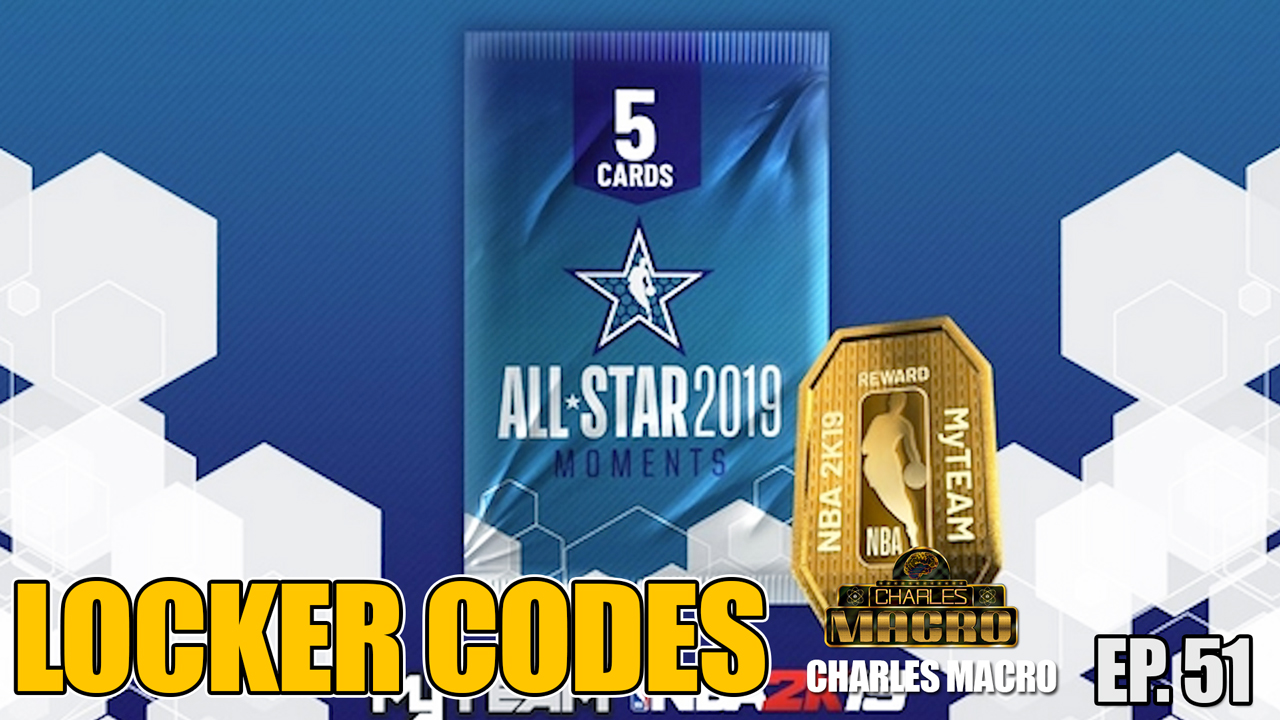 LOCKER CODES | DRIP PULLS | ALL STAR MOMENTS 2019 | FREE PACKS KEYS INFO | NBA 2K19 | Ep. 51