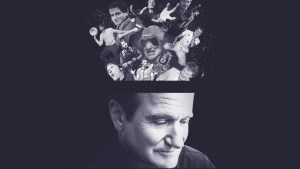 Movie poster for Robin Williams: Come Inside My Mind