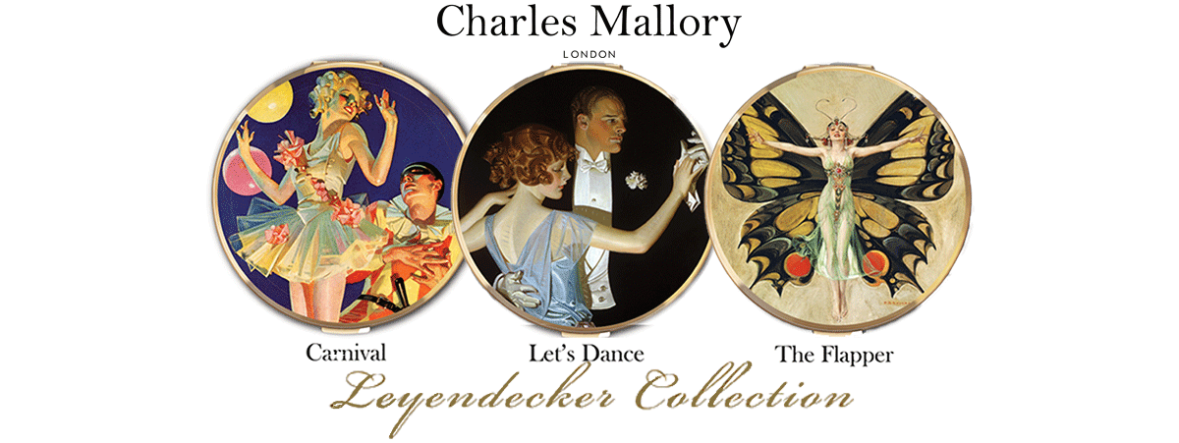 Charles Mallory compacts Leyendecker Collection