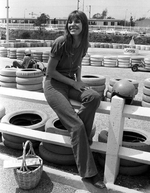Style Legend Jane Birkin