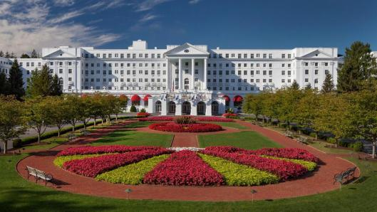 The Greenbriar Resort, White Sulpher Springs VA