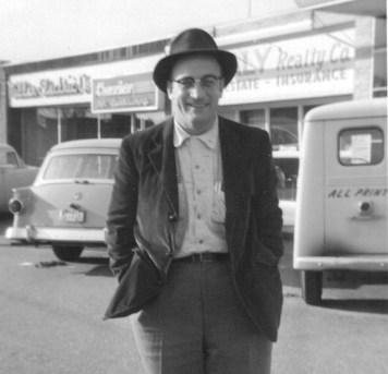 Charles' Dad, Circa 1958