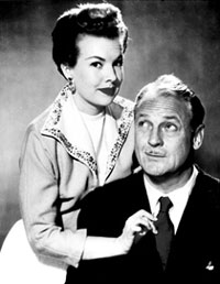 GALE STORM and CHARLES FARRELL