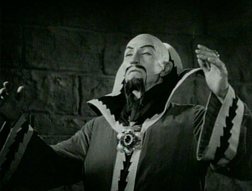 MING THE MERCILESS Charles Middleton