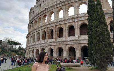 Palerme et Rome … Les BTS Tourisme en voyage !