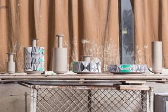 Charles Ray and Coco - Milan 2016 - Blog deco - Céramiques - Bethan Laura Wood