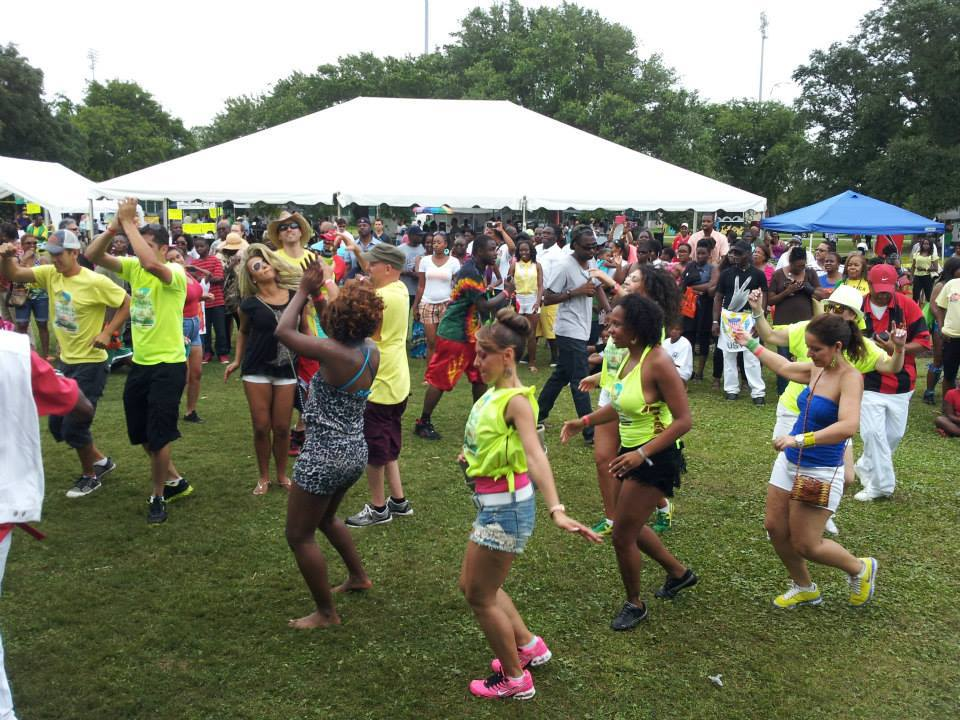 Festival in the Park 2018
