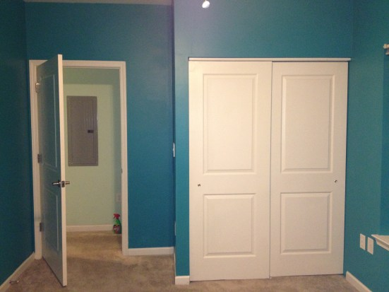 Guest Room Painting - After - Charleston Crafted