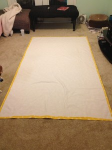 No Sew Curtains DIY - Charleston Crafted