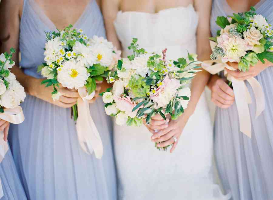 3 Wedding Hair Ideas For 2016 Spring Brides