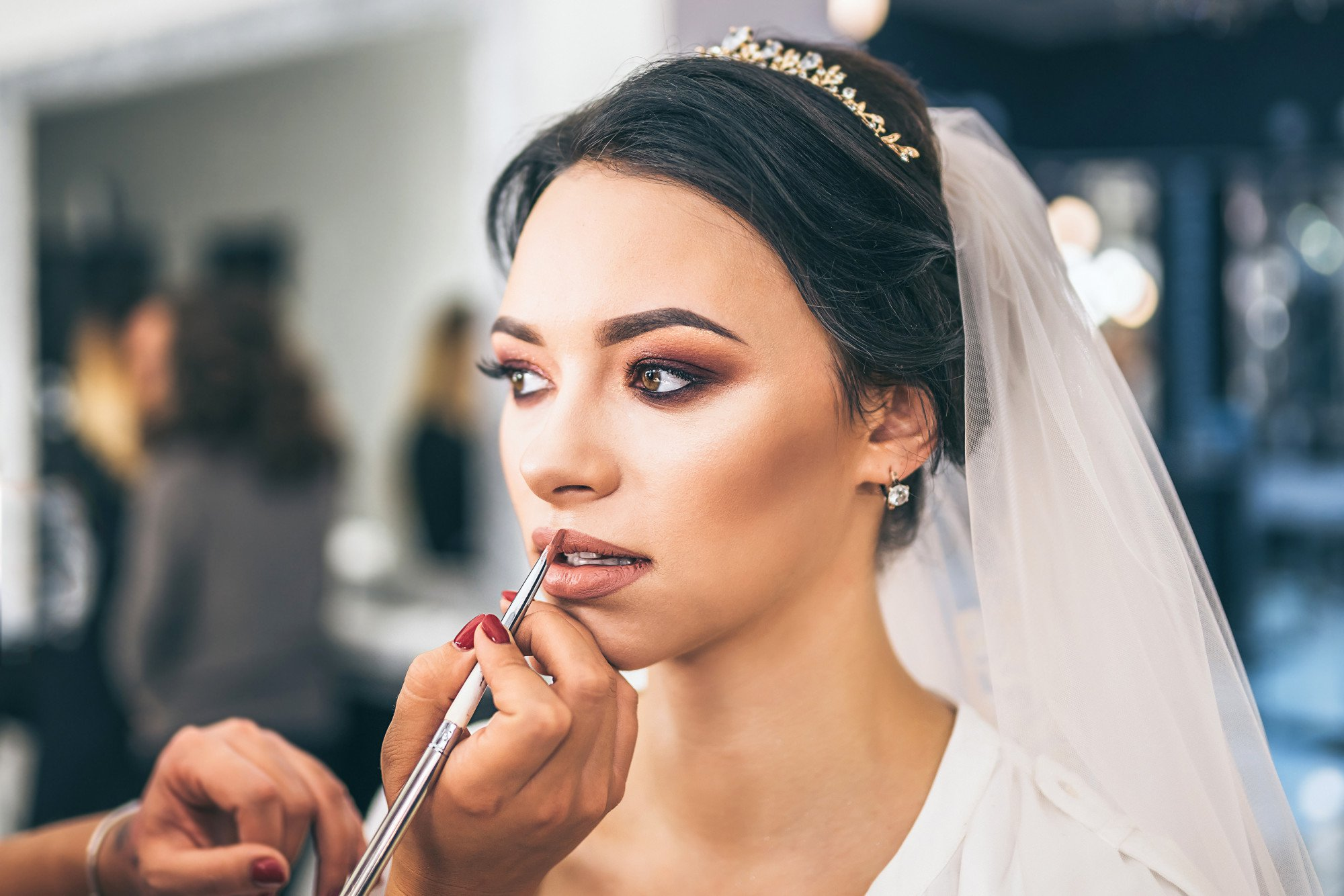 Makeup for Photos: 4 Tips for Your Wedding Day