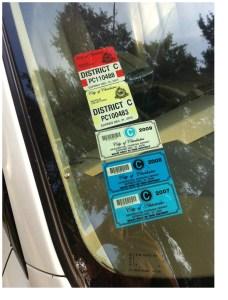 charleston sc parking permits