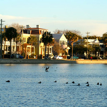 charleston village colonial lake charleston sc