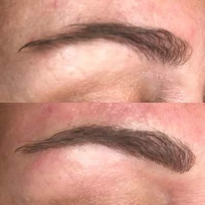 eyebrow microblading charleston, sc