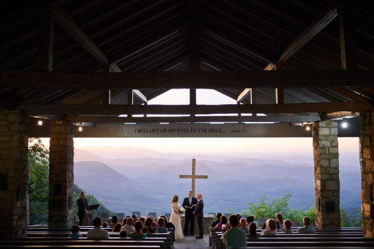 Pretty Place Chapel Wedding - Greenville SC Wedding - Nicholas Gore Weddings