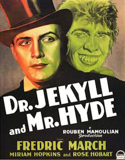 Dr. Jekyll and Mr. Hyde (1931) #HorrorMovie Classic