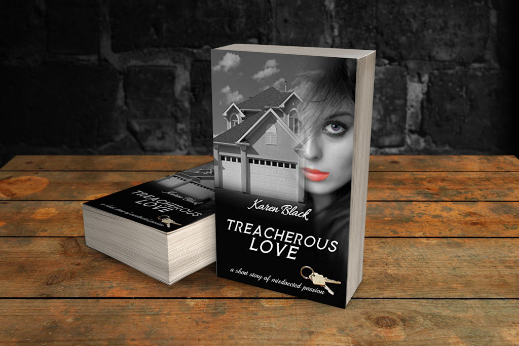 Treacherous Love by Karen Black_2