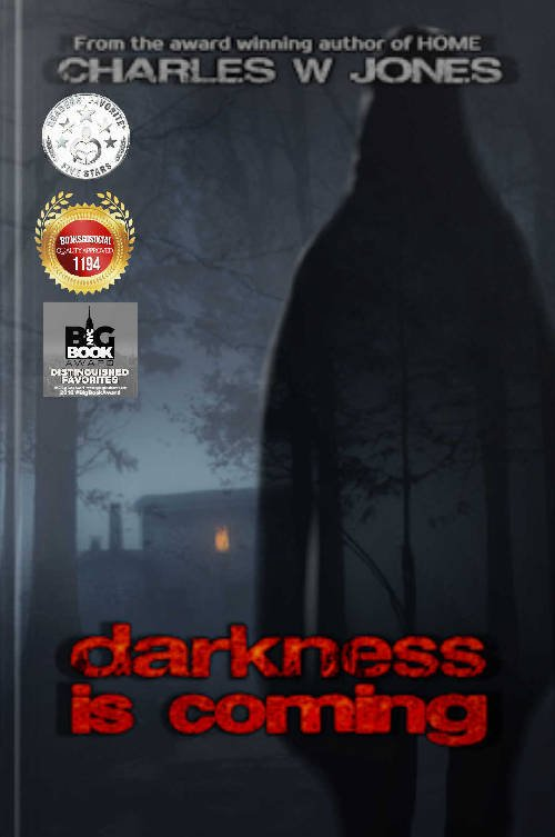 darkness is coming cover