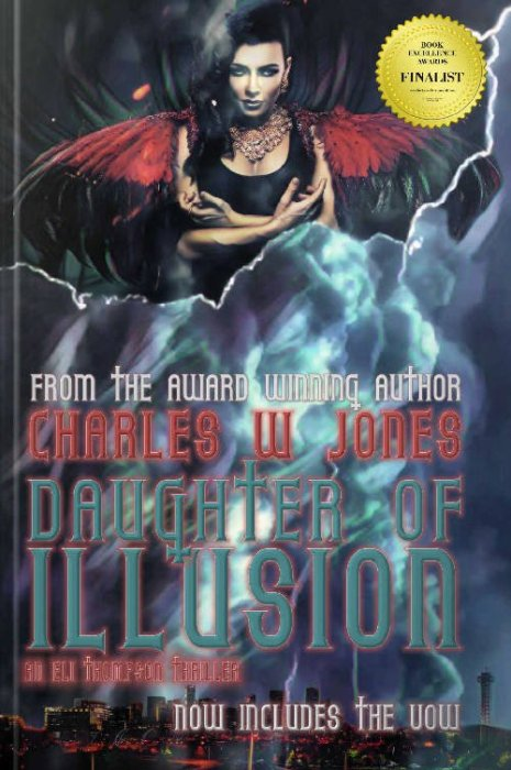 Daughter of Illusion cover