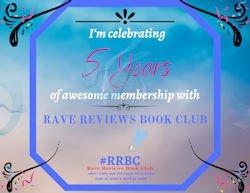 RRBC 5 yr Anniversary badge
