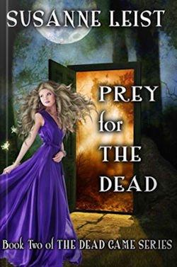 Prey for the Dead book cover
