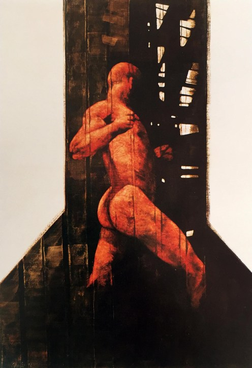 Pugilist #1| The Art of Charley Brown