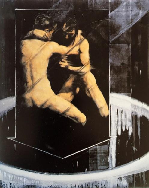 Wrestling Men #10 | The Art of Charley Brown